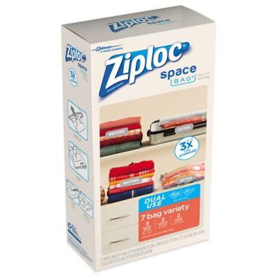 Ziploc® Space Bag® 7-Piece Variety Set