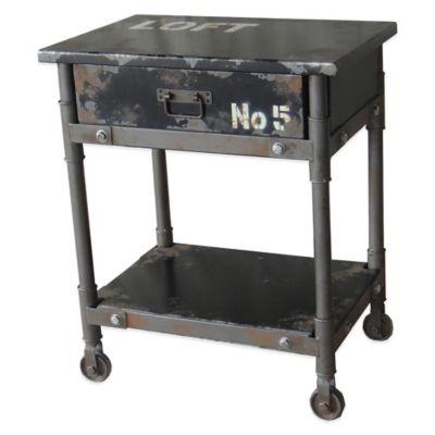 Soho 1-Drawer Cabinet