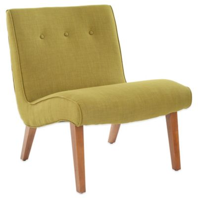 Green Mandell Chair