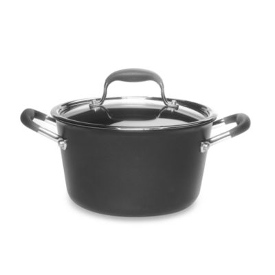 Anolon® Advanced 4 1/2-Quart Tapered Sauce Pot