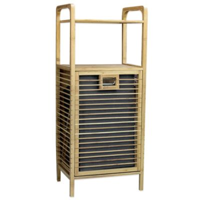 Bamboo Laundry Hamper