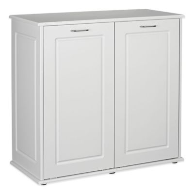 Household Essentials® Tilt-Out Laundry Sorter Cabinet