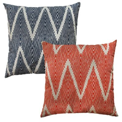 Bali Floor Pillow in Navy