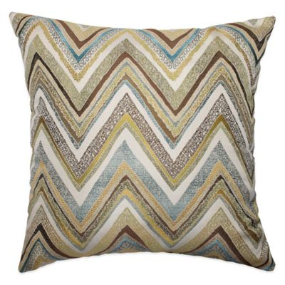 Zig Zag Floor Pillow