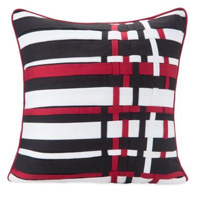 SPUN™ by Welspun Knotted Handcrafted Throw Pillow