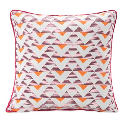 SPUN™ by Welspun Sujani Handcrafted Throw Pillow