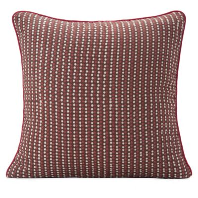 SPUN™ by Welspun Bindi Handcrafted Throw Pillow in Brown