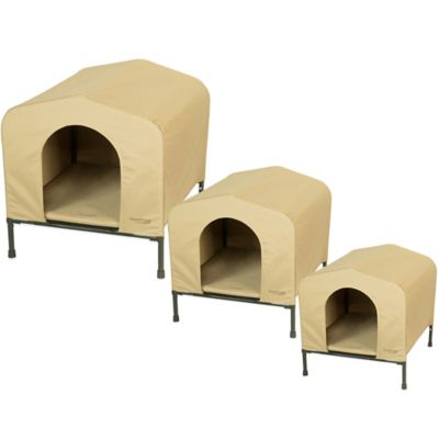 PortablePET® Extra-Large Houndhouse Elevated Pet Kennel