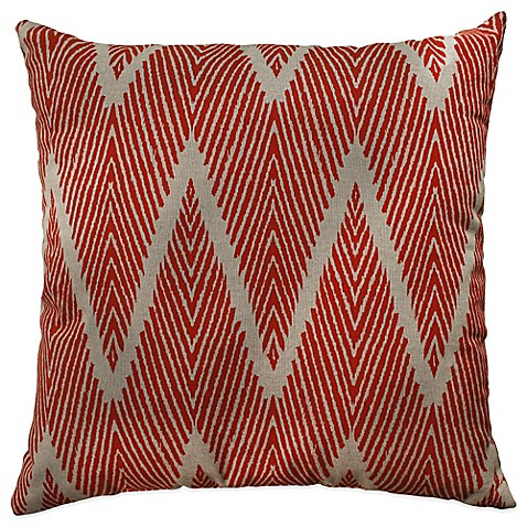 Orange Floor Pillows : Buy Bali Floor Pillow in Orange from Bed Bath & Beyond