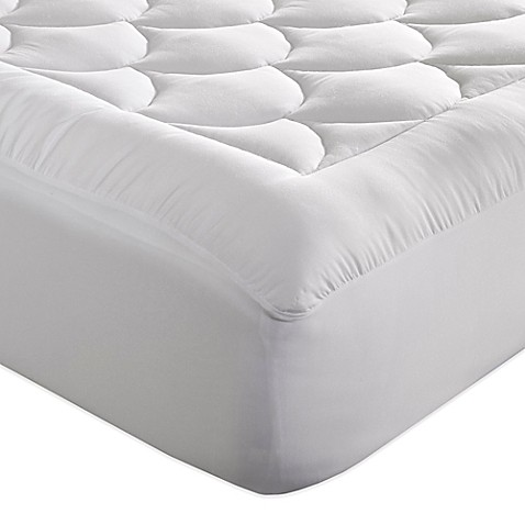 Buy Perfect Fit Magic Loft™ Cloud Twin Mattress Pad from