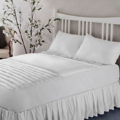 Perfect Fit® 200 Thread Count 5-Zone Support Twin Mattress Pad