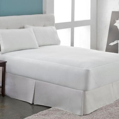 Perfect Fit® Microfleece Waterproof Twin Mattress Protector
