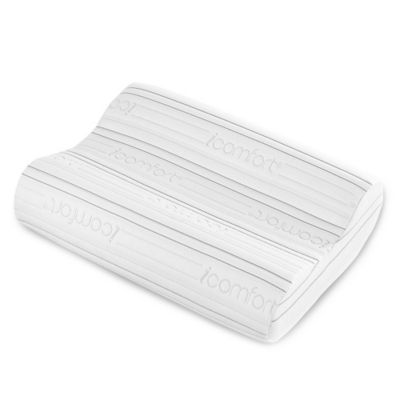 Serta® iComfort® Sleep System Contour Cool Action™ Dual Effects® Memory Foam Pillow