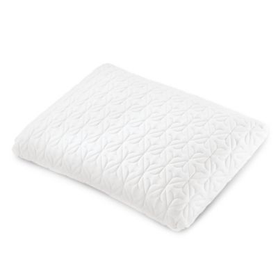 Buy Serta 174 Icomfort 174 King Scrunch Pillow From Bed Bath