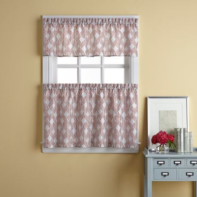 Palmer Window Curtain Valance