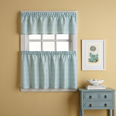Casablanca Window Curtain Valance