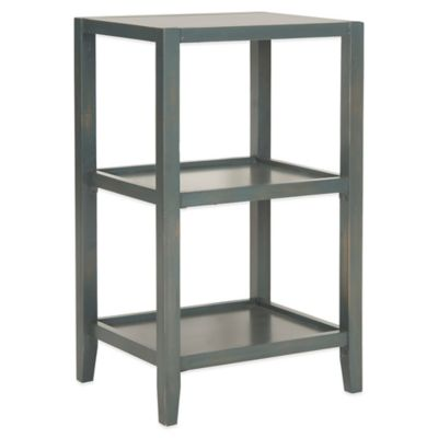 Safavieh Andy Bookshelf in Teal