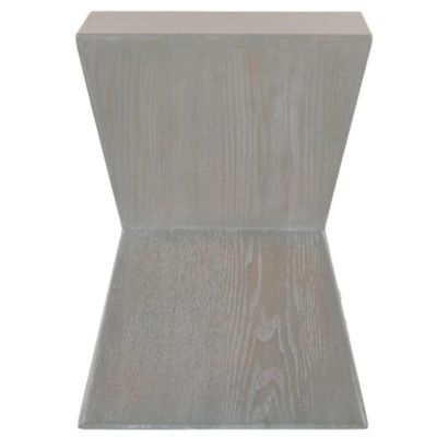 Safavieh Lotem Accent Table in Ash Grey