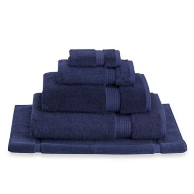 Navy Tub Mat