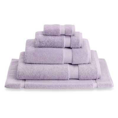 Egyptian Artistry Hand Towel in Lavender