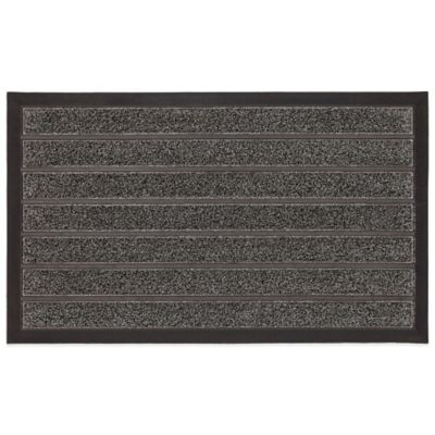 Mohawk Grass Stripes 17-inch x 29-Inch Door Mat