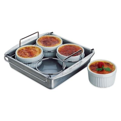 Chicago Metallic™ 6-Piece Crème Brulee Set