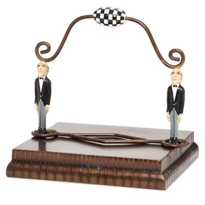 Bombay® Henri the Butler Napkin Holder