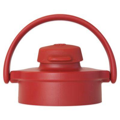 Lifefactory® Flip Bottle Cap in Red