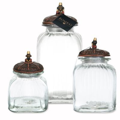 Bombay® 2.25 qt. Winston the Monkey Apothecary Jar