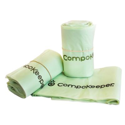 CompoKeeper® 12-Pack Compostable Bags