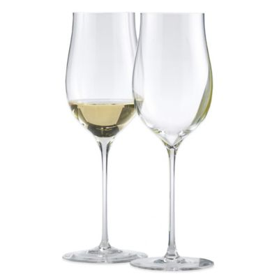 Wine Enthusiast Fusion Triumph Chardonnay/White Wine Glasses (Set of 2)