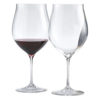 Wine Enthusiast Fusion Triumph Pinot Noir/Burgundy Wine Glasses (Set of 2)