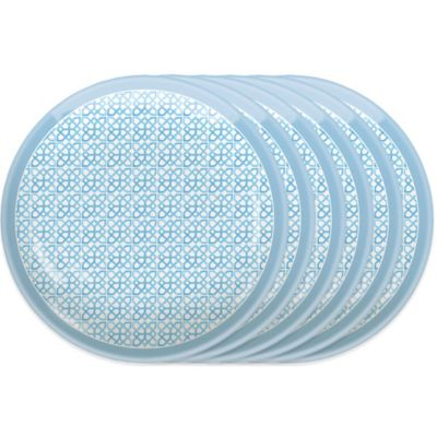Boston International Dinner Plates