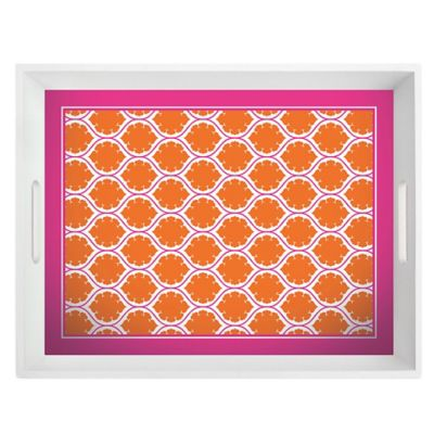 Boston International Margot Rectangular Tray