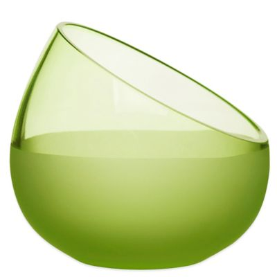 Sagaform® Aqua Snack Bowl in Green