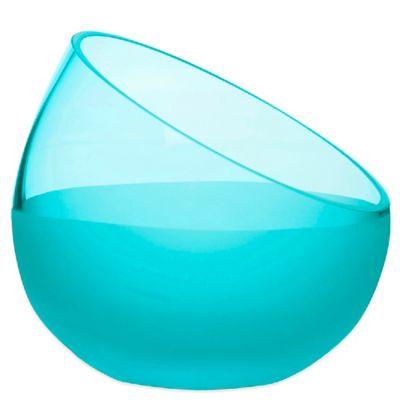 Sagaform® Aqua Snack Bowl in Turquoise