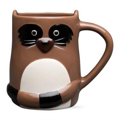 Riley Raccoon Mug