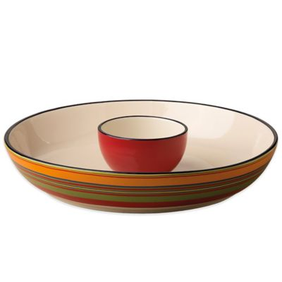 Boston International Habanera Chip and Dip Set