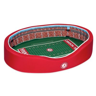 University of Alabama Small Stadium Pet Bed