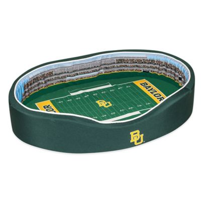 Baylor University Medium Stadium Pet Bed