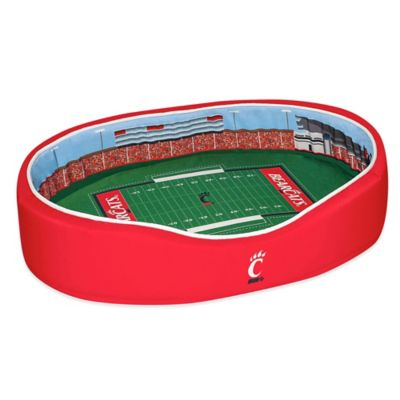 University of Cincinnati Small Stadium Pet Bed