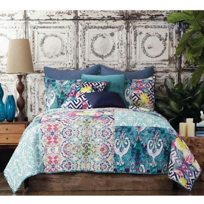 Tracy Porter® Poetic Wanderlust® Florabella King Quilt in Multi