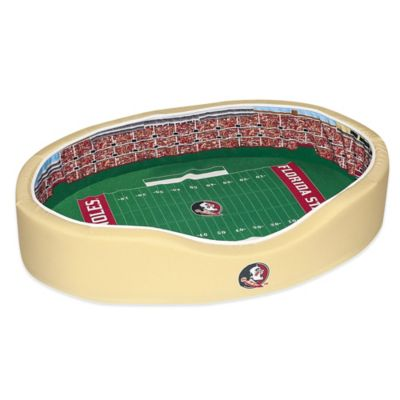 Florida State University Small Stadium Pet Bed