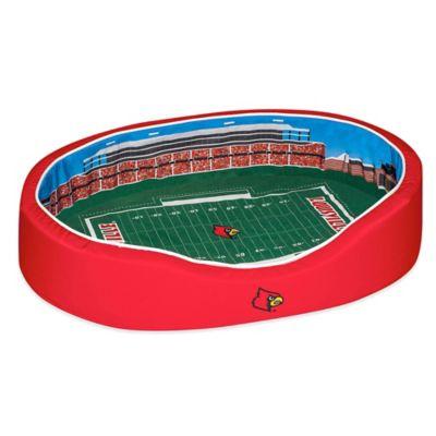 University of Louisville Large Stadium Pet Bed