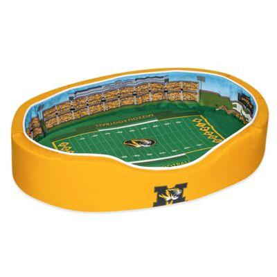 University of Missouri Small Stadium Pet Bed