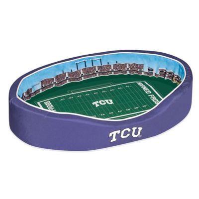 TCU Medium Stadium Pet Bed