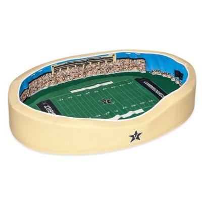 Vanderbilt University Medium Stadium Pet Bed