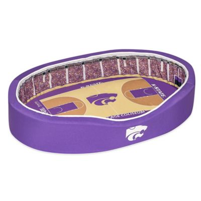 Kansas State University Small Stadium Pet Bed
