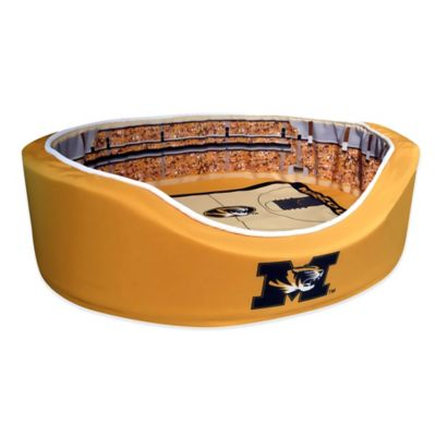 University of Missouri Small Arena Pet Bed