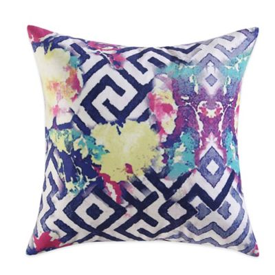 Tracy Porter® Poetic Wanderlust® Florabella Square Throw Pillow in Multi
